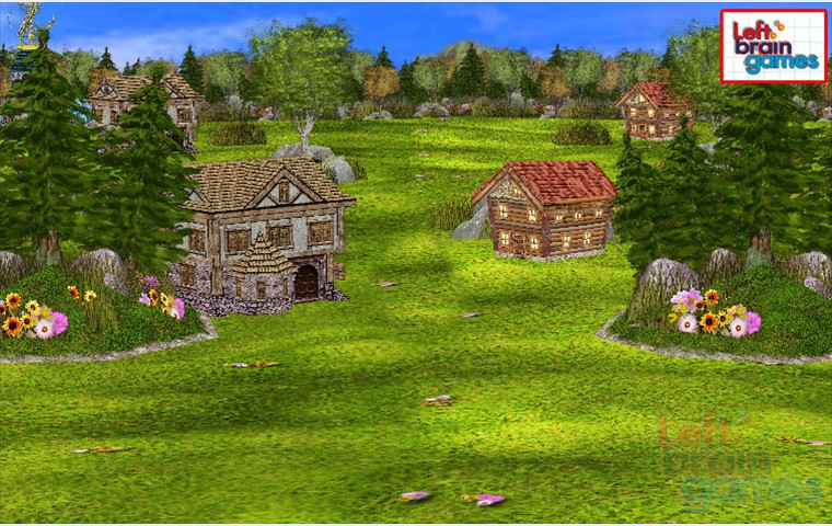 3D Models CountryScene